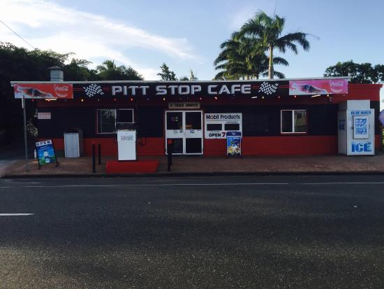 Pittstop Cafe Proserpine - Tourism Gold Coast