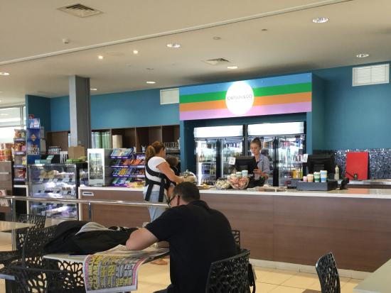 Whitsunday Coast Airport Cafe - Tourism Gold Coast
