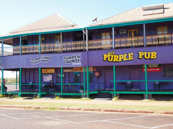The Purple Pub - Tourism Gold Coast