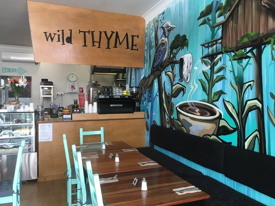 Wild THYME Dining - Tourism Gold Coast
