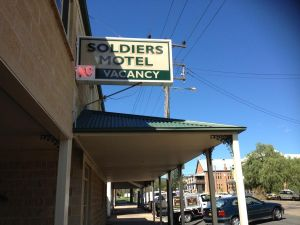 Soldiers Motel - Tourism Gold Coast