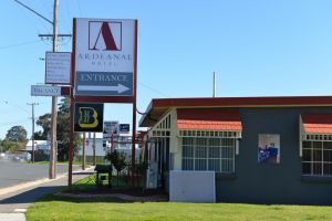 Ardeanal Motel - Tourism Gold Coast