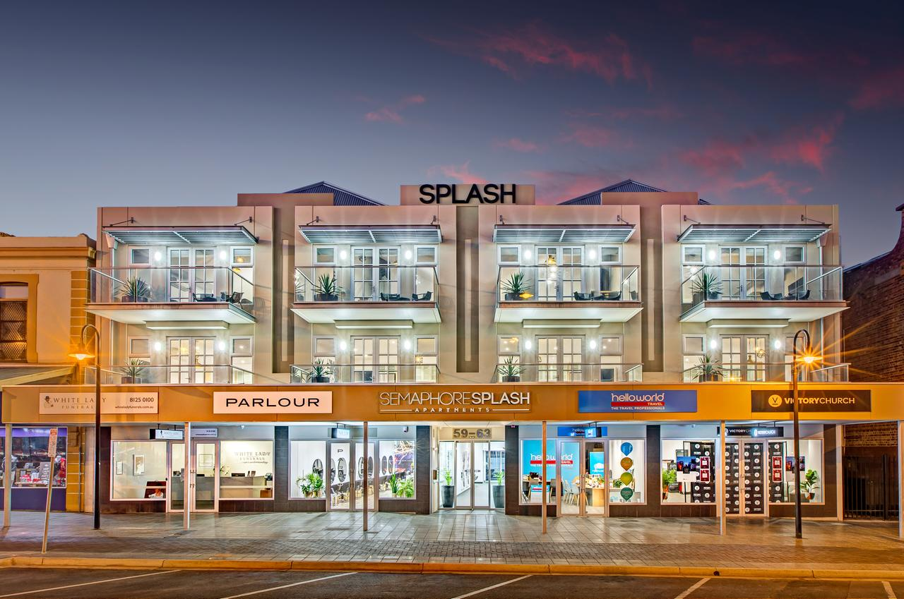 Semaphore Splash Apartments - Tourism Gold Coast