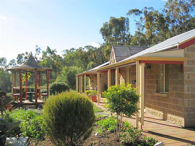 Riesling Trail  Clare Valley Cottages - Tourism Gold Coast