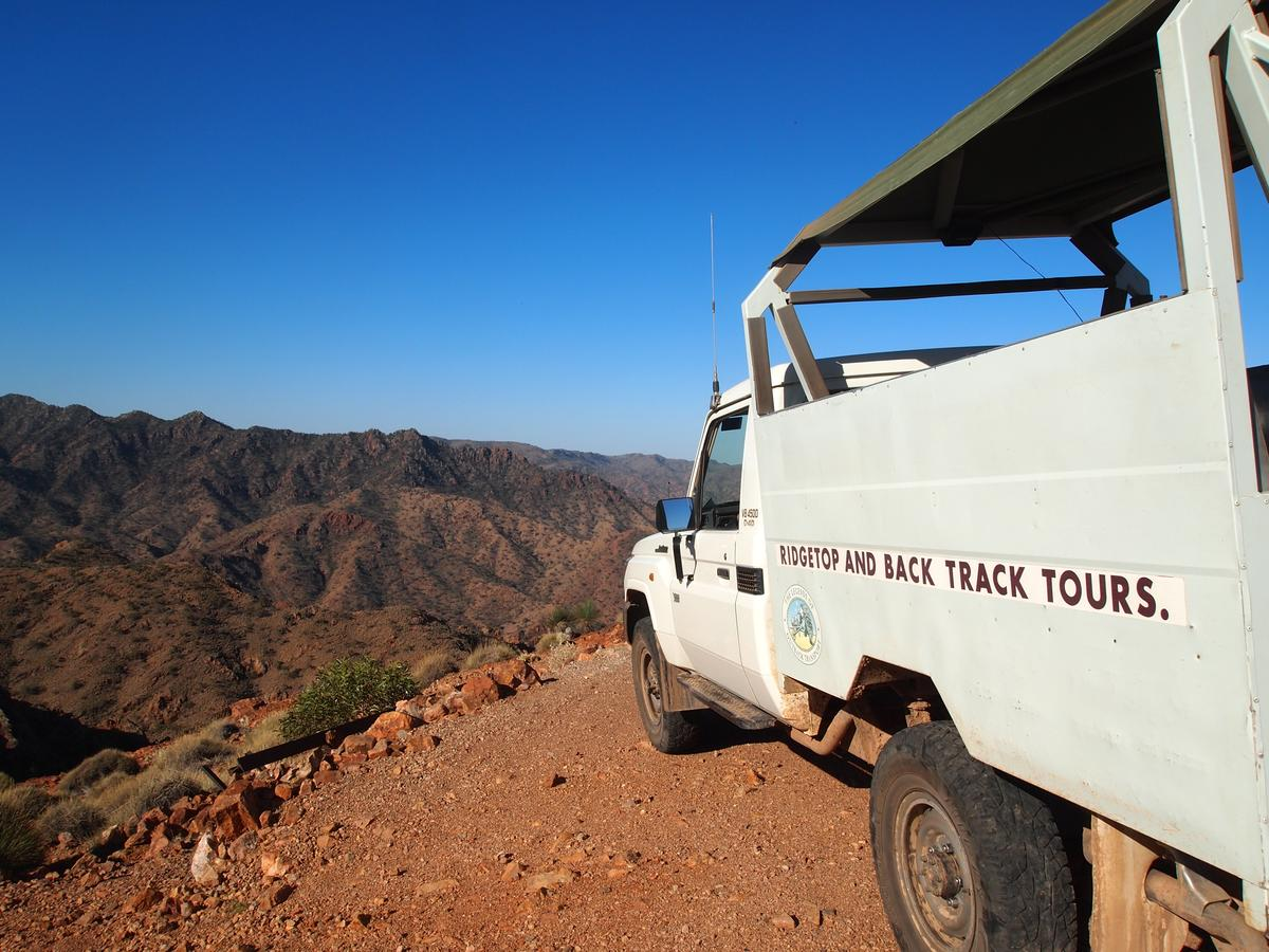Arkaroola Wilderness Sanctuary - Tourism Gold Coast