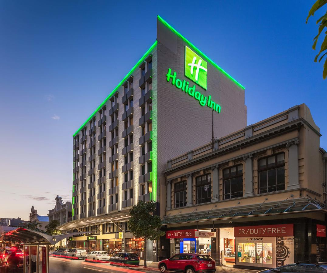 Holiday Inn Perth City Centre - Tourism Gold Coast