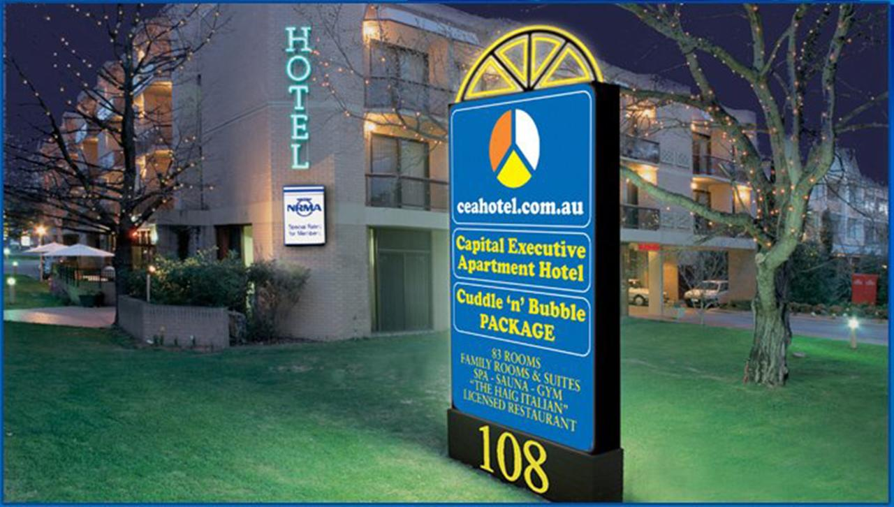 Capital Executive Apartment Hotel - Tourism Gold Coast