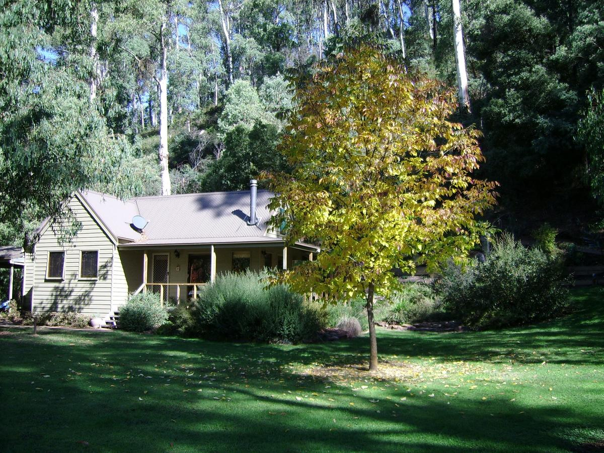 shady brook cottages - Tourism Gold Coast