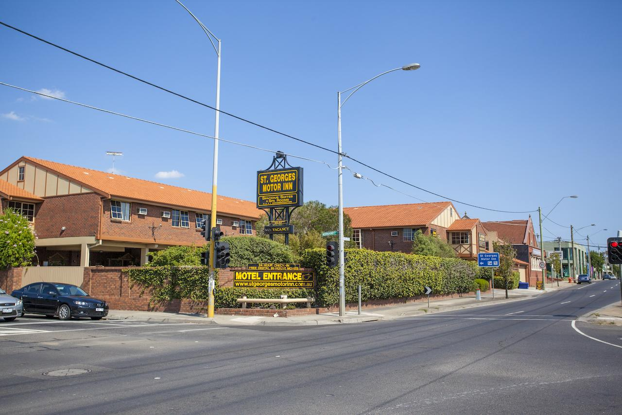 St Georges Motor Inn - Tourism Gold Coast