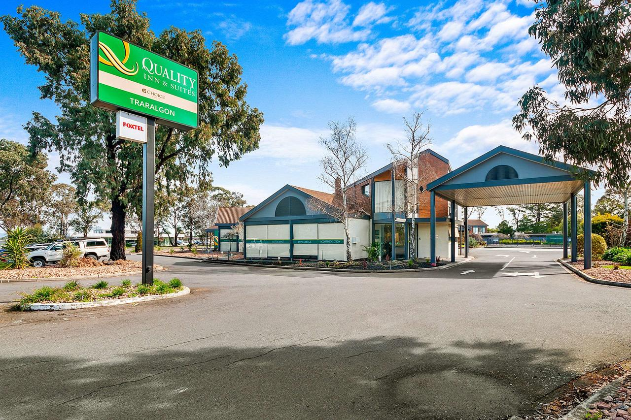 Quality Inn  Suites Traralgon - Tourism Gold Coast