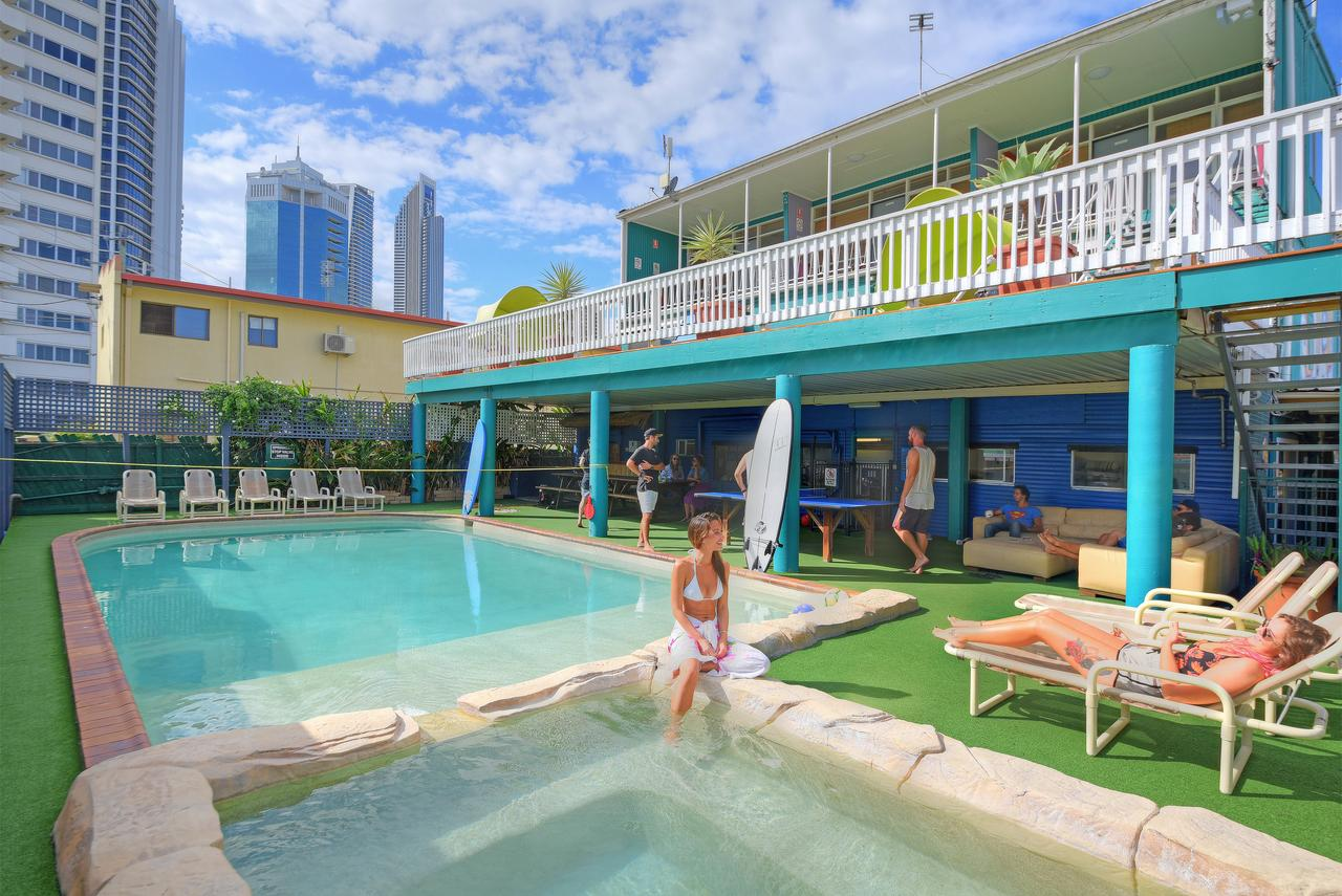 Backpackers In Paradise Resort - Tourism Gold Coast