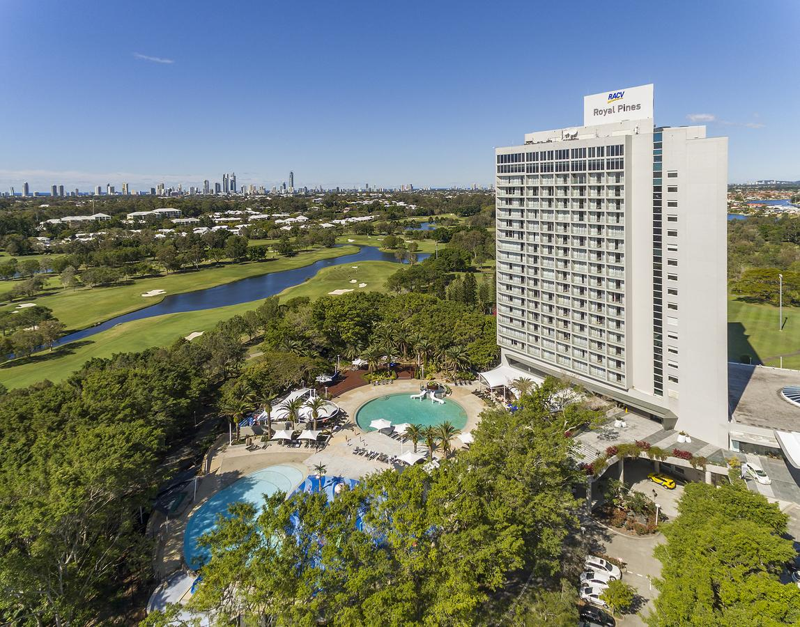 RACV Royal Pines Resort Gold Coast - Tourism Gold Coast