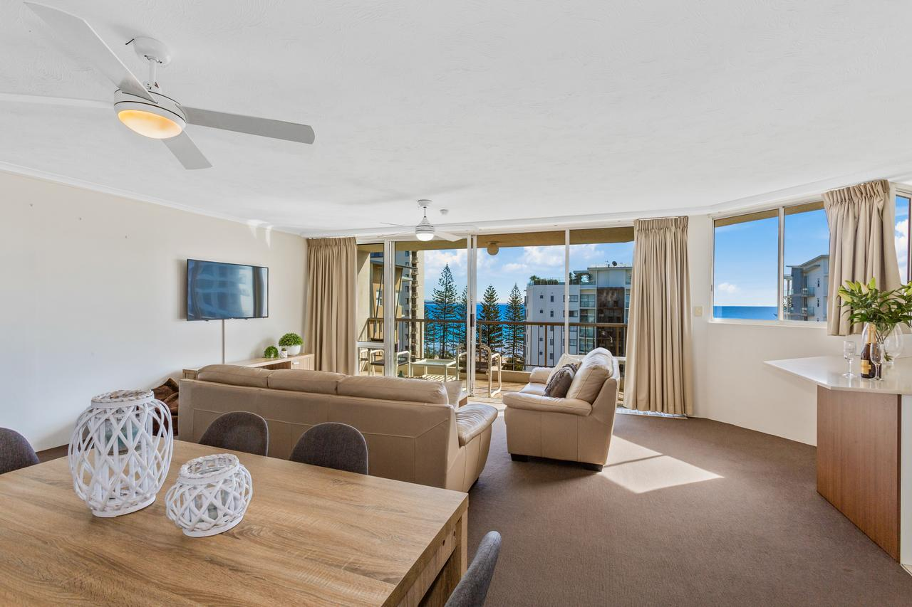 Rainbow Commodore Apartments - Tourism Gold Coast