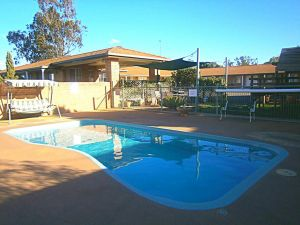 Aaron Inn Motel - Tourism Gold Coast