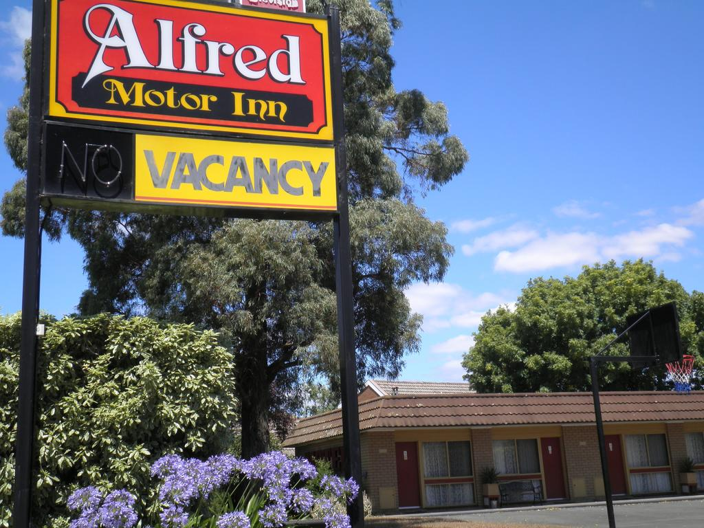 Alfred Motor Inn - Tourism Gold Coast