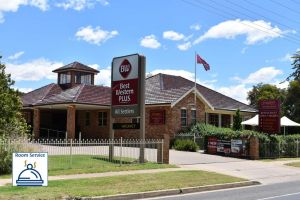 Best Western Plus All Settlers Motor Inn - Tourism Gold Coast