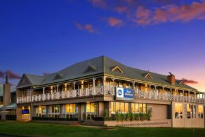Best Western Sanctuary Inn - Tourism Gold Coast